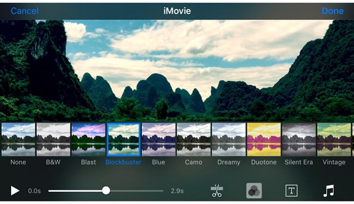 download imovie cho iphone
