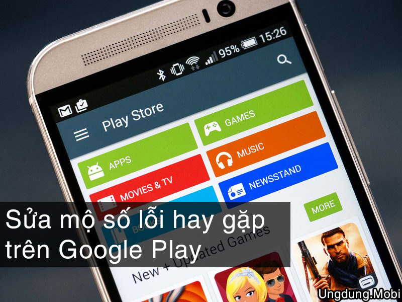 sua mot so loi google play