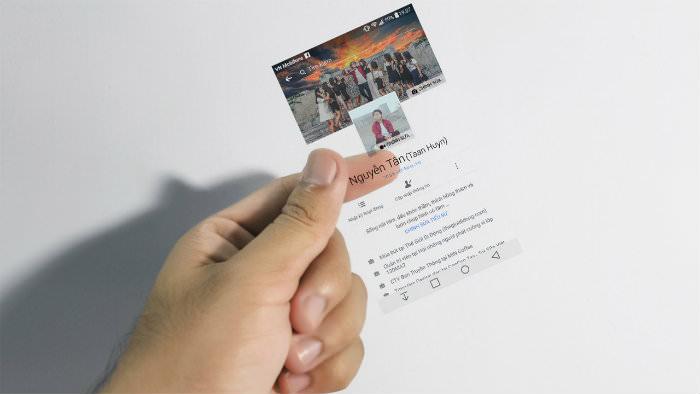 Các bước tạo ảnh Facebook trong suốt trên điện thoại bằng Picsart