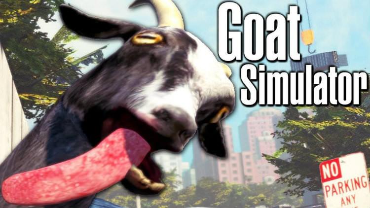 Cùng xả stress mỗi ngày với game Goat Simulator cho iOS