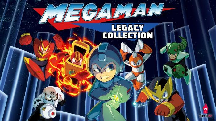 Mega Man Mobile cho iOS - Game hành động kinh điển