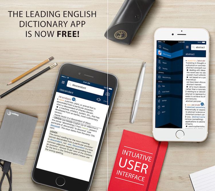 Tải Oxford Dictionary of English - Ứng dụng từ điển tiếng
