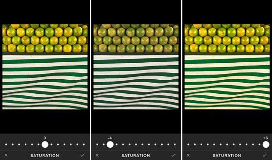 Kết quả hình ảnh cho saturation vsco
