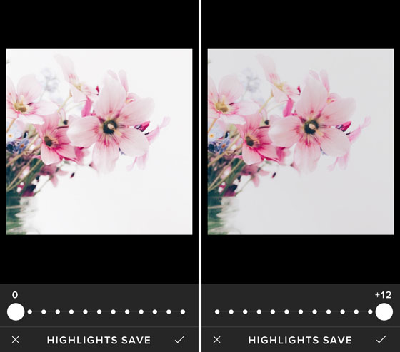Kết quả hình ảnh cho vsco highlight save