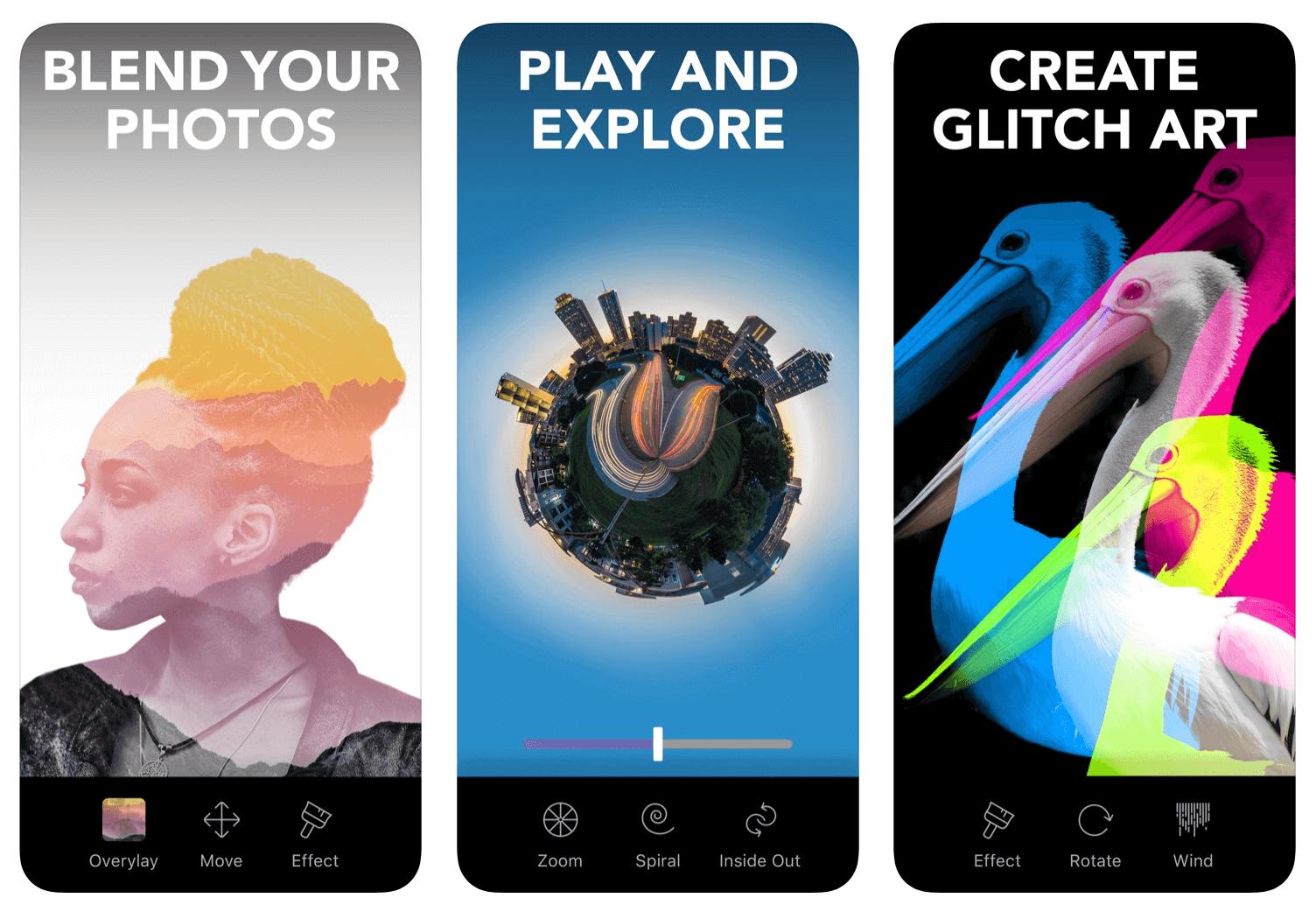 Tải Enlight Photofox cho iPhone nâng cấp bản Pro full tính năng