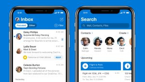 TOP các ứng dụng quản lý Mail tốt nhất trên iPhone / Android